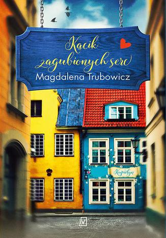 Okładka książki/ebooka Kącik zagubionych serc
