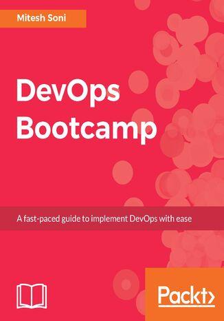Okładka książki/ebooka DevOps Bootcamp