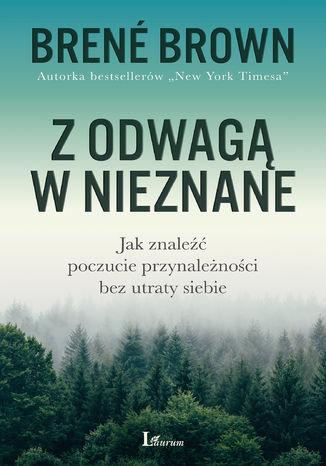 Okładka książki/ebooka Z odwagą w nieznane