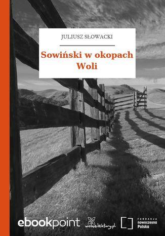 Okładka książki/ebooka Sowiński w okopach Woli