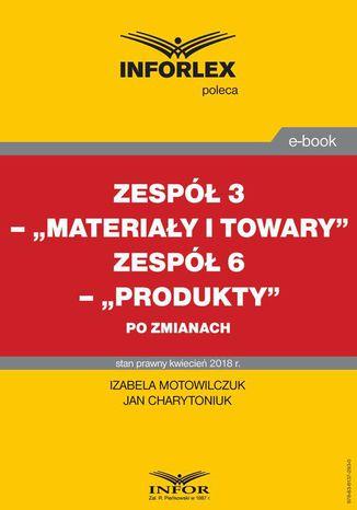 Okładka książki/ebooka Zespół 3 -