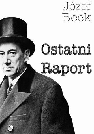 Okładka książki/ebooka Ostatni Raport