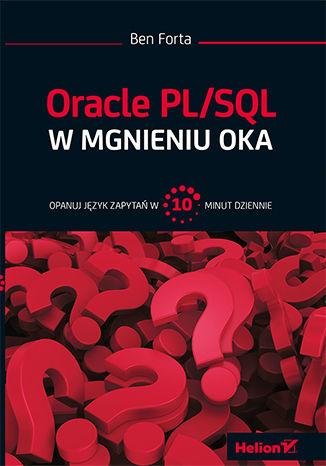 Okładka książki Oracle PL/SQL w mgnieniu oka