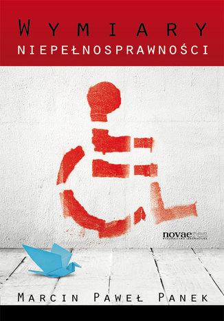 Okładka książki/ebooka Wymiary niepełnosprawności