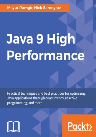 Okładka książki/ebooka Java 9 High Performance