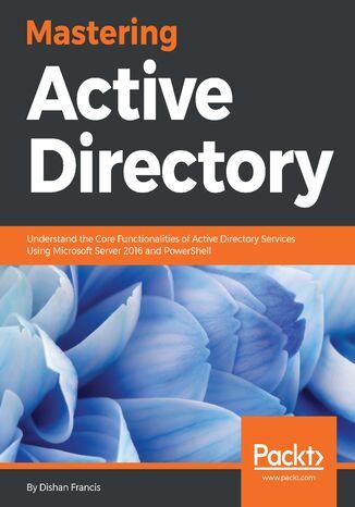 Okładka książki/ebooka Mastering Active Directory