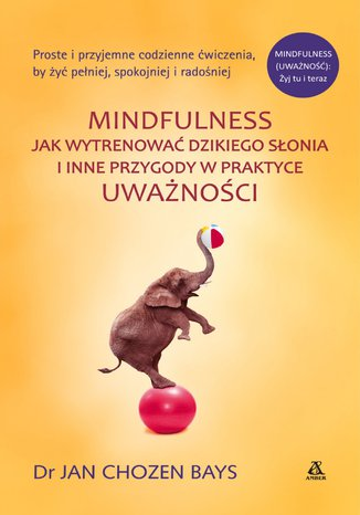 Okładka książki/ebooka Mindfulness: Jak wytrenować dzikiego słonia