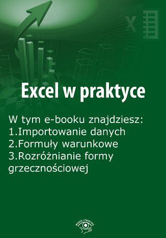 Okładka książki/ebooka Excel w praktyce, wydanie wrzesień 2014 r