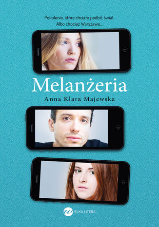 Okładka książki/ebooka Melanżeria