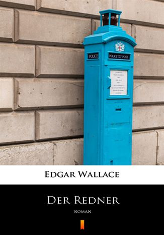 Okładka książki/ebooka Der Redner. Roman
