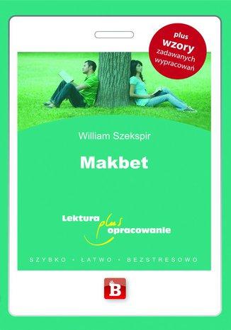 Okładka książki/ebooka Makbet