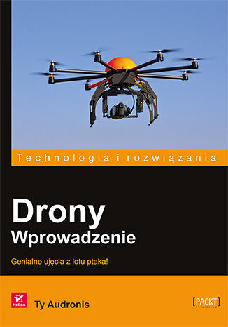 Okładka książki/ebooka Drony. Wprowadzenie