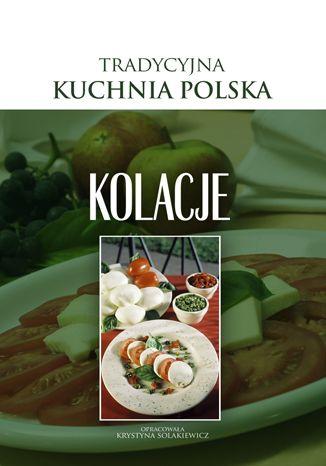 Okładka książki/ebooka Kolacje