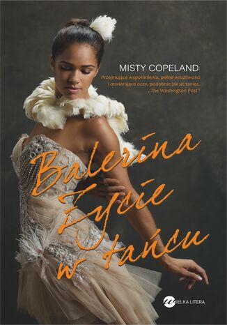 Okładka książki/ebooka Balerina. Życie w tańcu