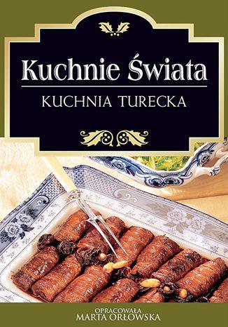 Okładka książki/ebooka Kuchnia turecka