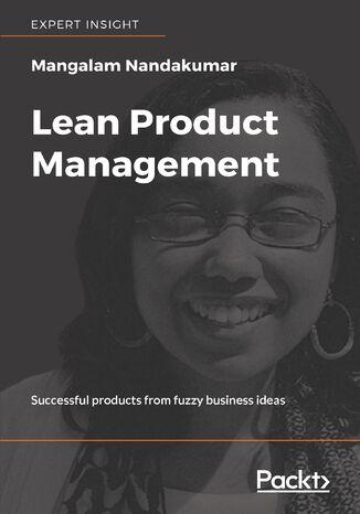 Okładka książki/ebooka Lean Product Management