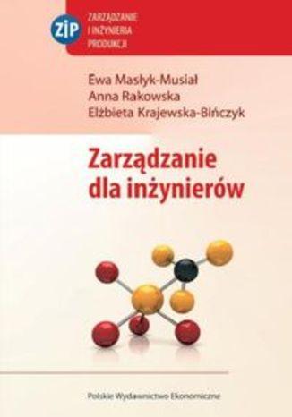 Okładka książki/ebooka Zarządzanie dla inżynierów