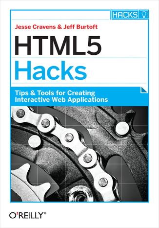 Okładka książki/ebooka HTML5 Hacks