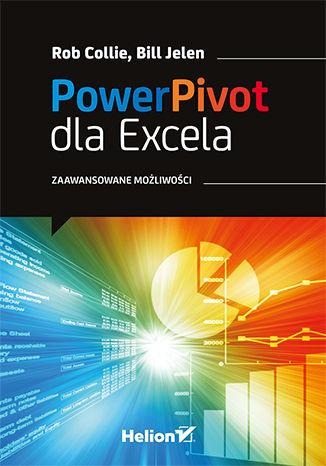 Okładka książki/ebooka Power Pivot dla Excela. Zaawansowane możliwości