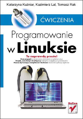 Okładka książki/ebooka Programowanie w Linuksie. Ćwiczenia