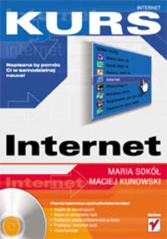 Okładka książki/ebooka Internet. Kurs