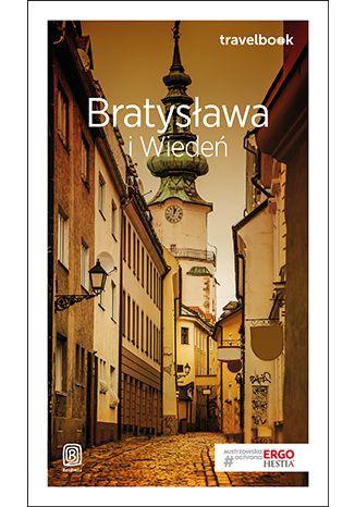 Okładka książki/ebooka Bratysława i Wiedeń. Travelbook. Wydanie 1