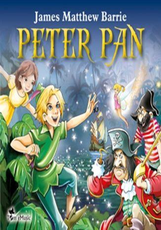 Okładka książki/ebooka Peter Pan