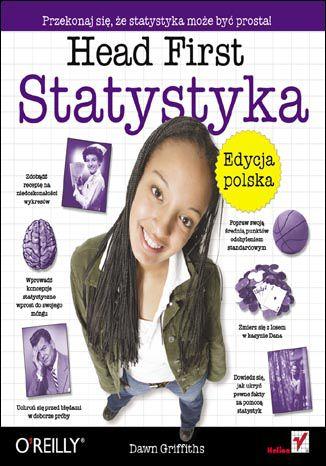 Okładka książki Head First. Statystyka. Edycja polska