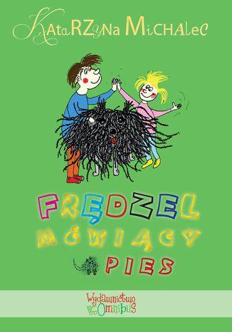 Okładka książki/ebooka Frędzel. Mówiący pies