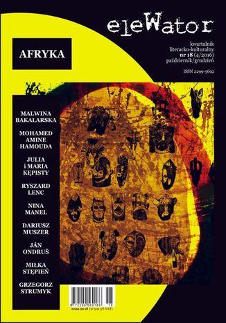 Okładka książki/ebooka eleWator 18 (4/2016) - Afryka