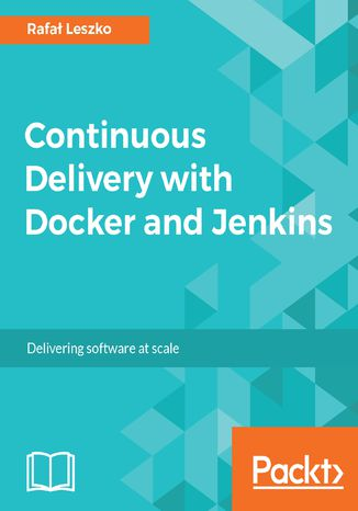 Okładka książki/ebooka Continuous Delivery with Docker and Jenkins
