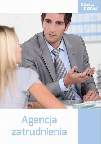Okładka książki/ebooka Agencja zatrudnienia