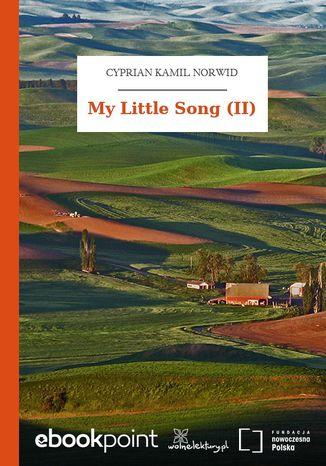 Okładka książki/ebooka My Little Song (II)