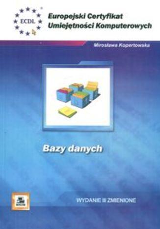 Okładka książki/ebooka ECUK. Bazy danych
