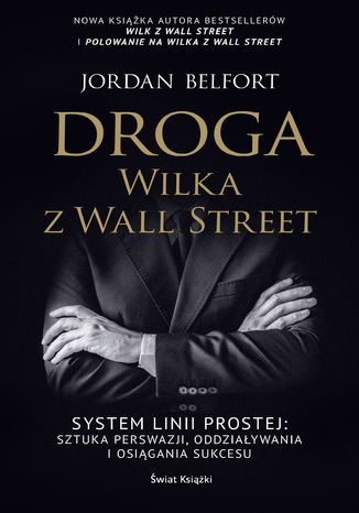 Okładka książki/ebooka Droga Wilka z Wall Street
