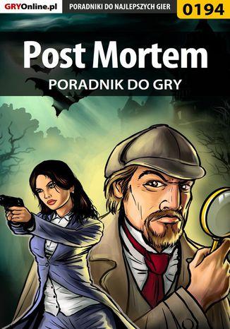 Okładka książki/ebooka Post Mortem - poradnik do gry