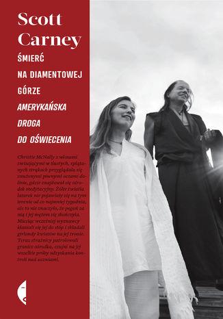 Okładka książki/ebooka Śmierć na Diamentowej Górze. Amerykańska droga do oświecenia
