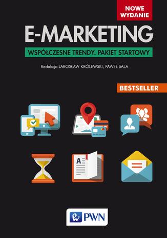 Okładka książki/ebooka E-marketing. Współczesne trendy. Pakiet startowy