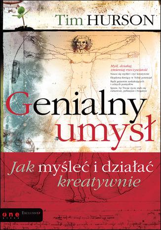 Okładka książki/ebooka Genialny umysł. Jak myśleć i działać kreatywnie