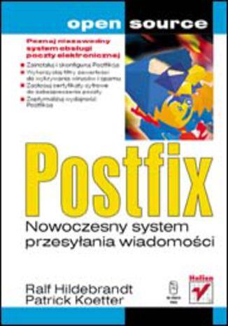Okładka książki/ebooka Postfix. Nowoczesny system przesyłania wiadomości