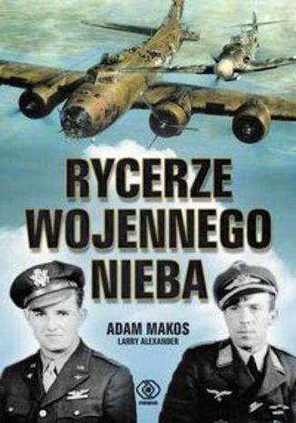 Okładka książki/ebooka Rycerze wojennego nieba