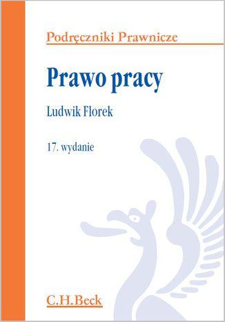 Okładka książki/ebooka Prawo pracy. Wydanie 17