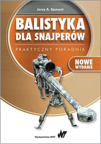 Okładka książki/ebooka Balistyka dla snajperów