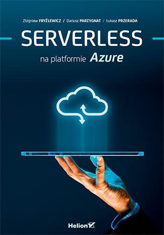 Okładka książki/ebooka Serverless na platformie Azure