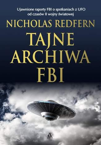 Okładka książki/ebooka Tajne archiwa FBI