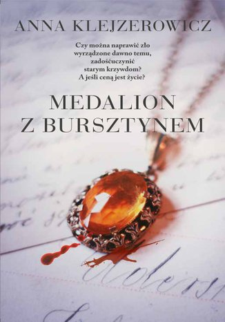 Okładka książki/ebooka Medalion z bursztynem