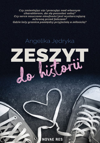 Okładka książki/ebooka Zeszyt do historii