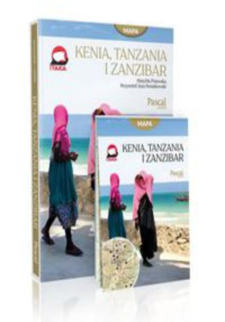 Okładka książki/ebooka Kenia, Tanzania i Zanzibar