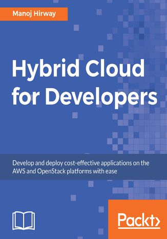 Okładka książki/ebooka Hybrid Cloud for Developers