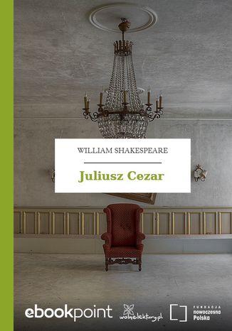 Okładka książki/ebooka Juliusz Cezar